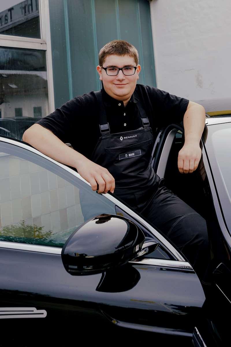 Dominik Ibishi